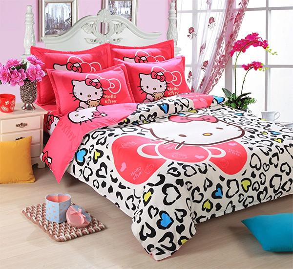 Lazada Hello Kitty Bedsheet Housevin